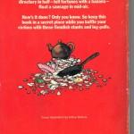 Eldon - Tricksters Handbook - Rückseite