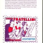 Koch Voßen - Lach nd Clownstheater - Rückseite