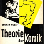 Müller - Theorie der Komik - Deckblatt