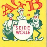 Scala Programmheft 1937 - Fratellini - Rückseite