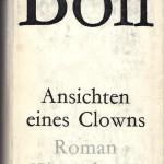 Böll, Heinrich - Ansichten eines Clowns - Deckblatt