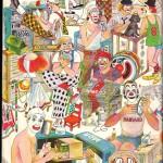 Ballentine, Bill - Clown Alley - Rückseite