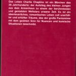 Chaplin, Charles - Die Geschichte meines Lebens - Rückseite