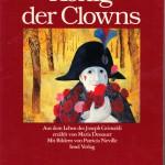Dessauer, Maria; Grimaldi, Joseph - König der Clowns - Deckblatt