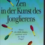 Finigan, Dave - Zen in der Kunst des Jonglierens - Deckblatt