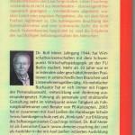 Maier, Rolf - theorie vom selbstorganisierten Coaching - RS