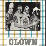 Rumjanzewa, Natalia - Clown und Zeit - Deckblatt